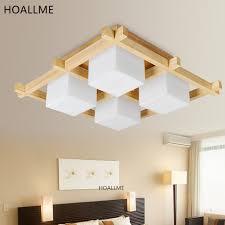 chambre style japonais style japonais chambre salon salle d étude plafonnier luminaire bois