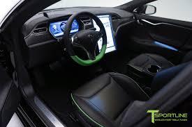 Tesla Interior Model S Satin Black Tesla Model S 1 0 Black Interior U2013 Tsportline Com