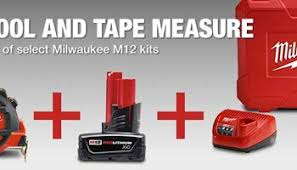 what was the price for millwaukee ratchet at home depot this black friday deal buy a milwaukee m12 fuel tool kit get a free bonus tool