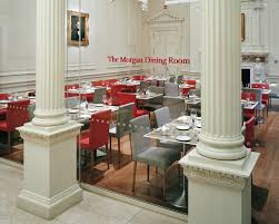 The Morgan Dining Room - de padova srl progetti all projects the morgan library