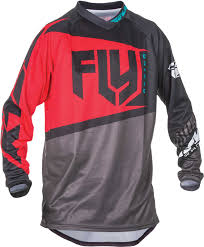 motocross gear for kids 2017 fly racing f 16 jersey mx atv motocross off road dirt bike