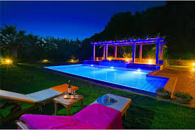 outdoor jacuzzi at night all blog custom