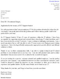 Ict Cover Letter image result for ict exle of cover letter cover letter