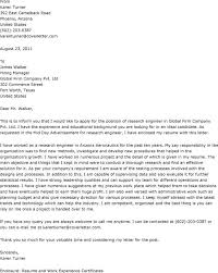 awesome collection of cover letter for research job sample with