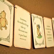 Classic Winnie The Pooh Nursery Decor Shop Winnie The Pooh Baby Decor On Wanelo