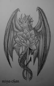 drawn water dragon pencil draw pencil and in color drawn water