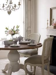 mesmerizing shabby chic round dining table and chairs 56 about