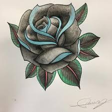 rose sketch twentynine tattoo