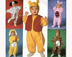 Winnie Pooh Halloween Costumes Babies Piglet Costume Etsy