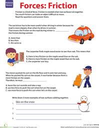 Grade Your Resume Ideas Collection Grade 3 Science Worksheets Forces For Your Resume