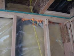 How To Insulate Your Basement by How To Firestop Your Basement Contractor Kurt