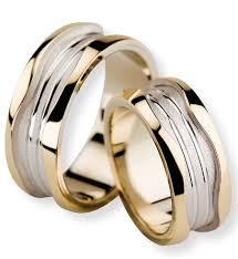 verighete de aur verighete din aur alb si galben 2 din 4