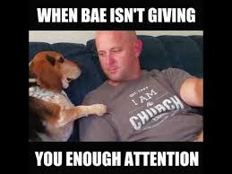 Attention Meme - meme when bae isn t giving you enough attention youtube