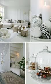 Wohnzimmer Deko Skandinavisch Weihnachtsdeko Nach Skandinavischer Art