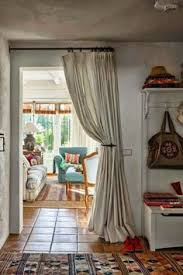 Hanging Curtains High Decor Edal Elegant Home Decor Window Panel Room Divider Curtain String