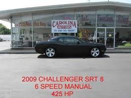 dodge challenger srt8 2009 for sale 2009 dodge challenger srt8 in thomasville nc carolina motors