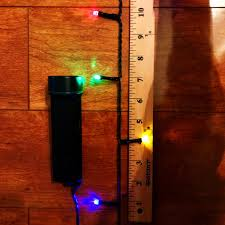 battery operated led multi color twinkle lights robertson