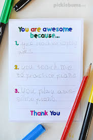 thank you cards for teachers printable thank you cards to make with your kids