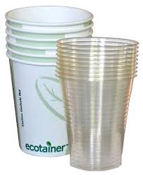 disposable cups disposable single use cups and glasses that are biodegradable and