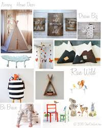 themed home decor home décor woodland nursery themed ideas you ll