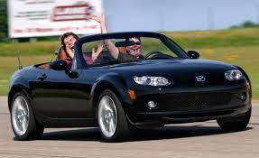 mazda convertible 90s top 15 feminine cars that guys drive