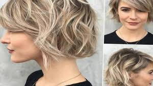 fabulous choppy bob hairstyles 2016 youtube