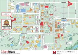 Miami University Campus Map by Introducing La Mia Cucina Faculty U0026 Staff Lunch Themiamispread