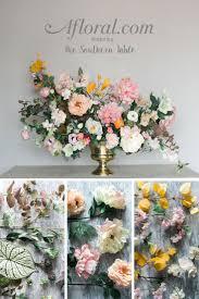Wildflower Arrangements by 25 Best Silk Flower Arrangements Ideas On Pinterest Flower