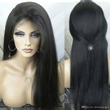 are there any full wigs made from human kinky hair that is styled in a two strand twist for black woman 360 lace frontal wigs 250 density straight full lace front human