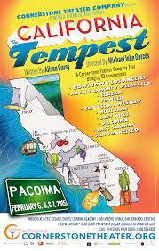 cornerstone theater company california the tempest u2013 pacoima