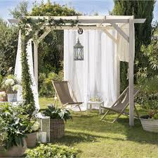 tonnelle en bambou awesome canisse sur pergola contemporary yourmentor info