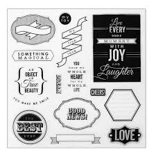 silicone clear seal stamp for diy scrapbooking album decor