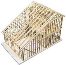 scale model house kits