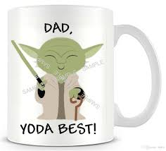 Funny Coffee Mugs by Star Wars Yoda Best Ceramic White Coffee Mug Cup Funny Novelty