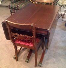 brandt furniture of character drop leaf table duncan phyfe drop leaf table ebay