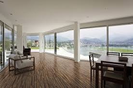 wooden laminate flooring glued for domestic use pefc