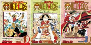 Comic Books Barnes And Noble The Everlasting One Piece Readalong Vol 1 3 The B U0026n Sci Fi And