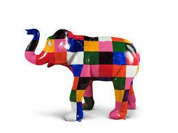 elmer the patchwork elephant herd of sheffield herd of sheffield