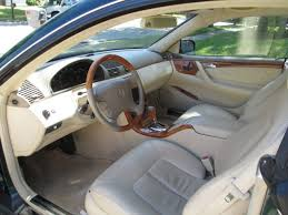 Worlds Most Comfortable Car 2004 Mercedes Benz Cl600 German Cars For Sale Blog
