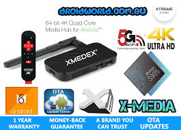 best android stick xmedex xtreme tv stick 4k android dongle amlogic s905 64bit 16gb