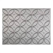 Fasade Backsplash Panels Cheap by Fasade 24 In X 18 In Terrain Pvc Decorative Tile Backsplash In