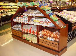 custom milled produce displays fruit u0026 vegetable display stands