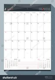 monthly event calendar design calendar template 2016 2016