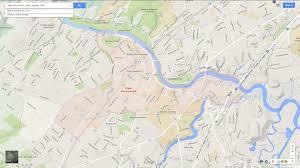 Lakewood Nj Map New Brunswick New Jersey Map