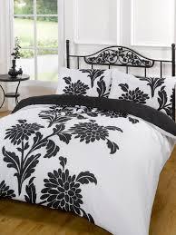 amazing black and white single duvet cover 64 on discount duvet