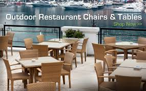 Restaurant Patio Chairs Modern Restaurant Patio Chairs Design That Will Make You Bewitched