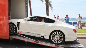 mansory to make the bentley mansory bentley continental gt delivery in cannes youtube
