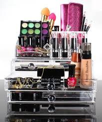 hair and makeup organizer best makeup organizers review hair brush straightener