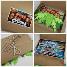 Tropical Party Themes - the croods tropical jungle birthday party ideas photo 2 of 8
