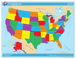 United States Map With States by State Tax Return Requirements And American Expats Living Abroad
